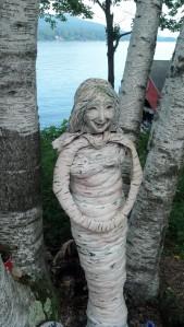 birch woman